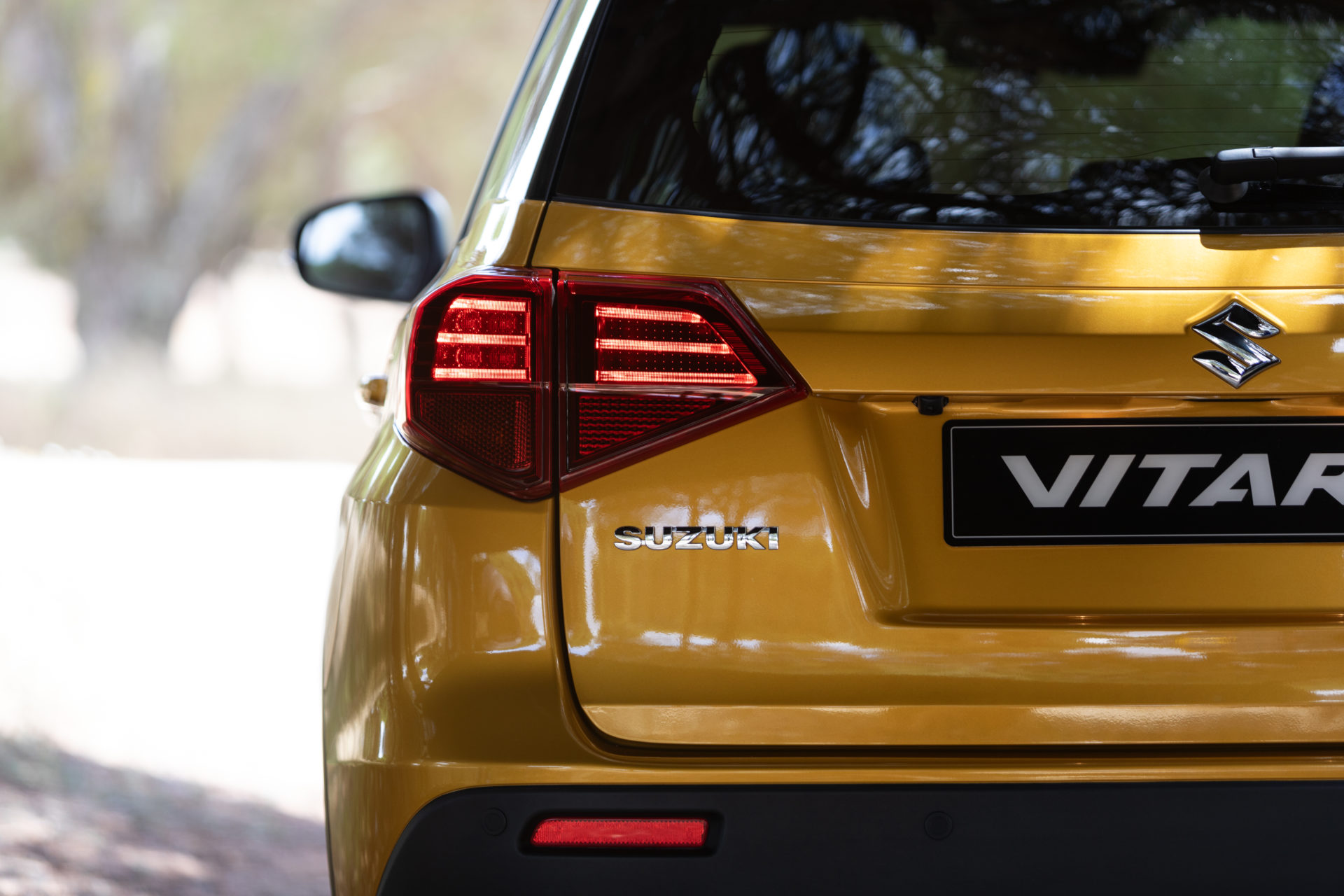 The 2019 Suzuki Vitara!
