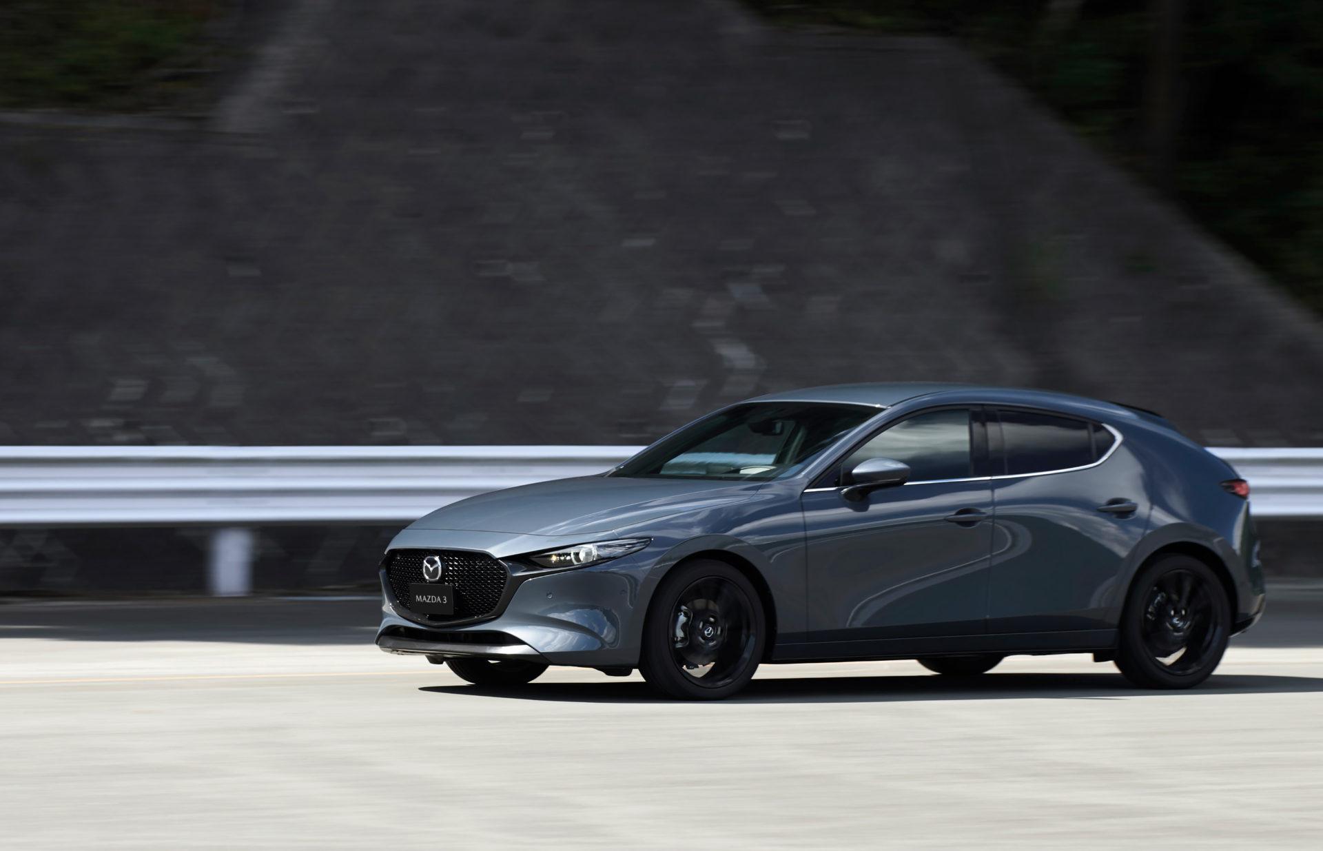 All-New 2019 Mazda 3!