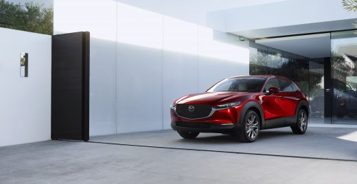 Mazda debut the all new 2019 CX-30