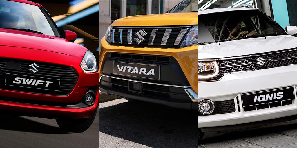 Suzuki wins 3 awards at 2019 Honest John Car of the Year Awards