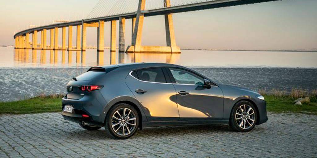 Mazda 3 named 2019 Women's World Car of the Year