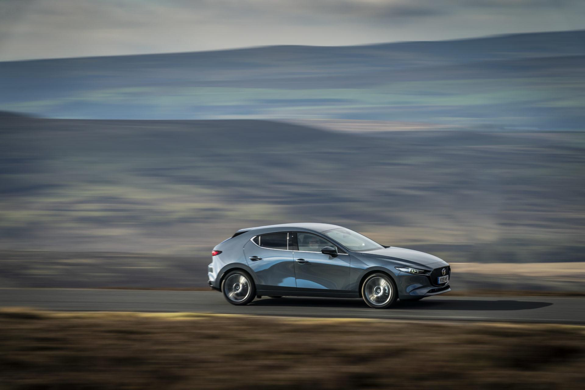 Mazda SKYACTIV-X UK figures revealed