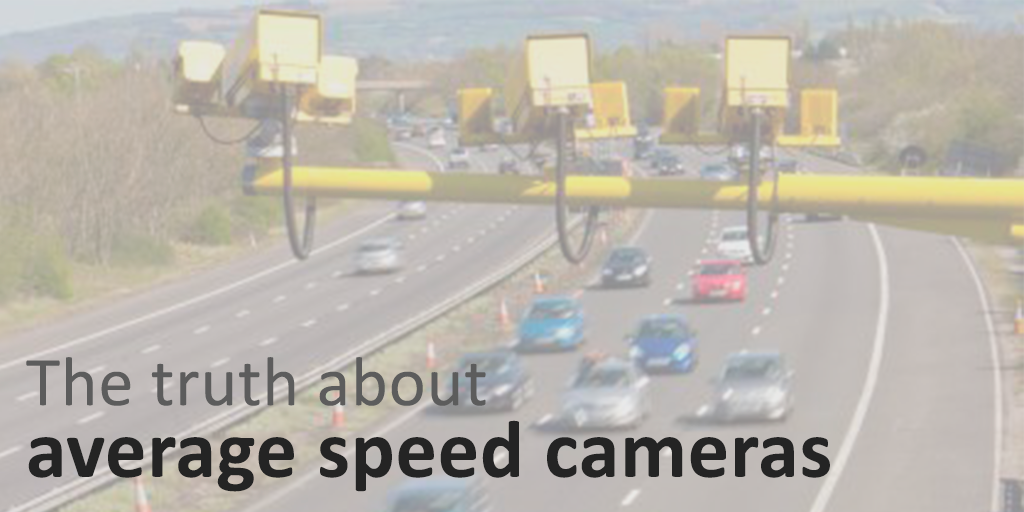 The truth about average speed cameras