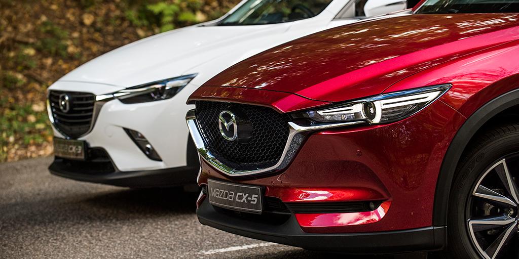 Mazda confirms EV and hybrid plans