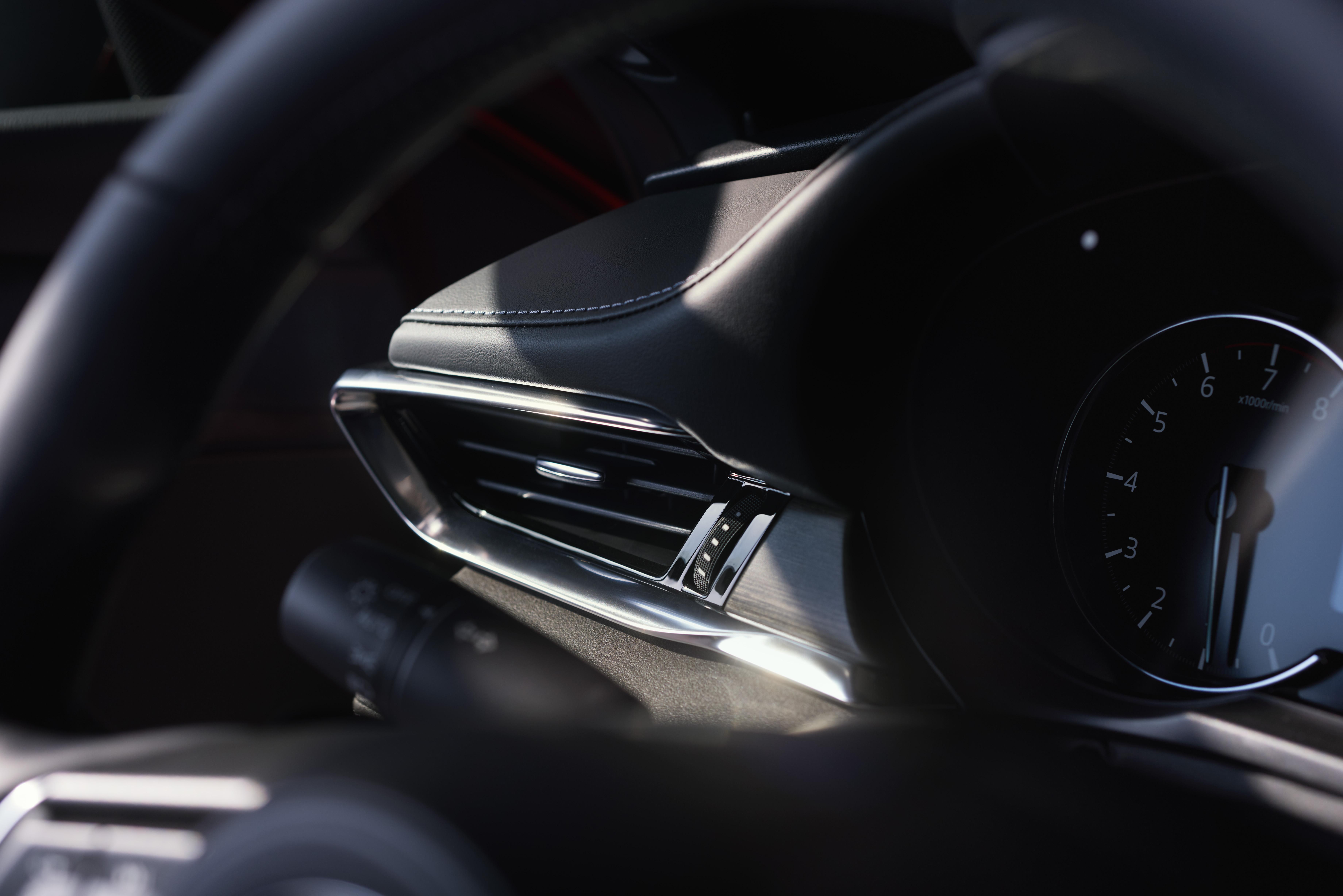 Air-con vent Mazda 6