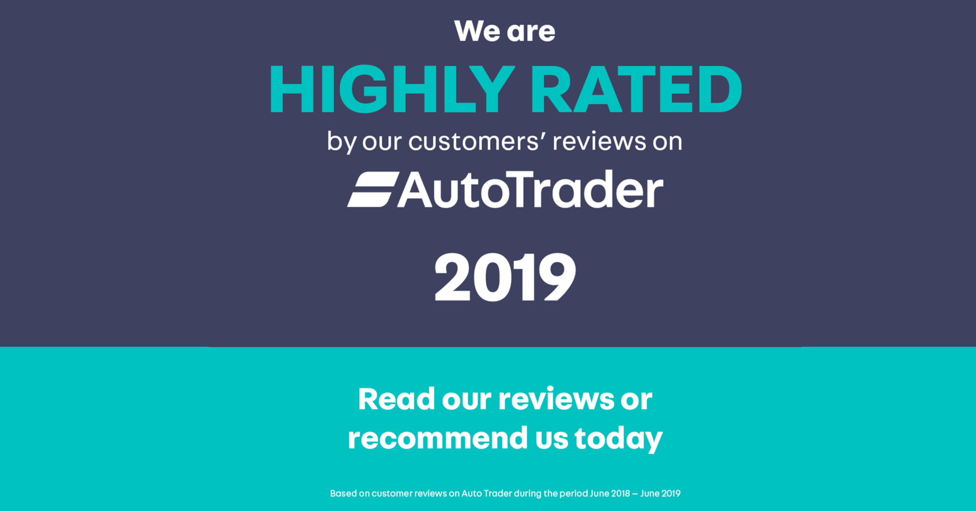 T W White & Sons awarded AutoTrader Dealer Review Customer Choice Award