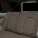 WAKU SPO concept interior seats