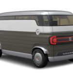 HANARE Concept rear exterior