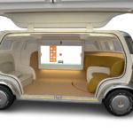 HANARE concept side interior