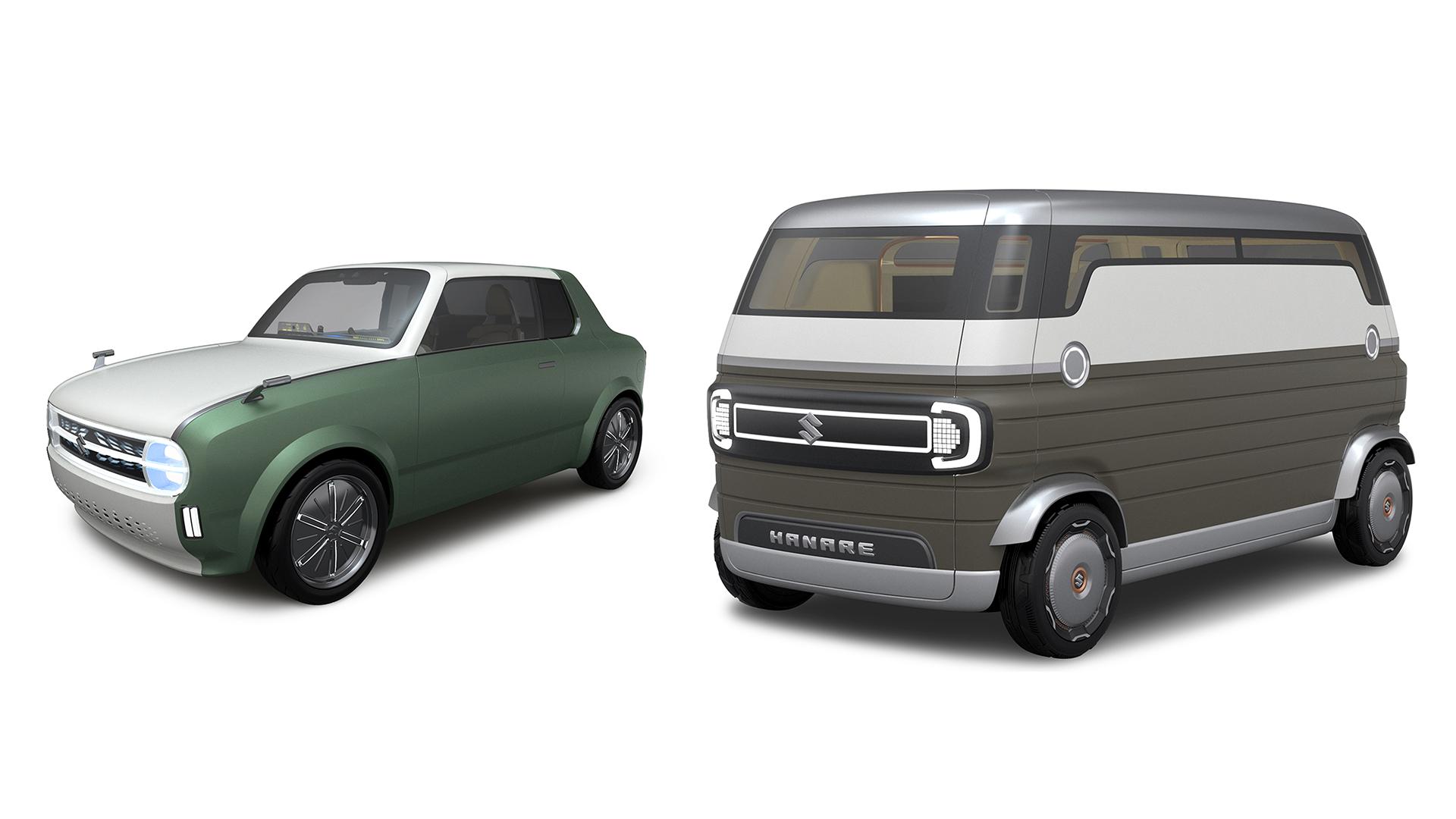 Suzuki at 2019 Tokyo Motor Show