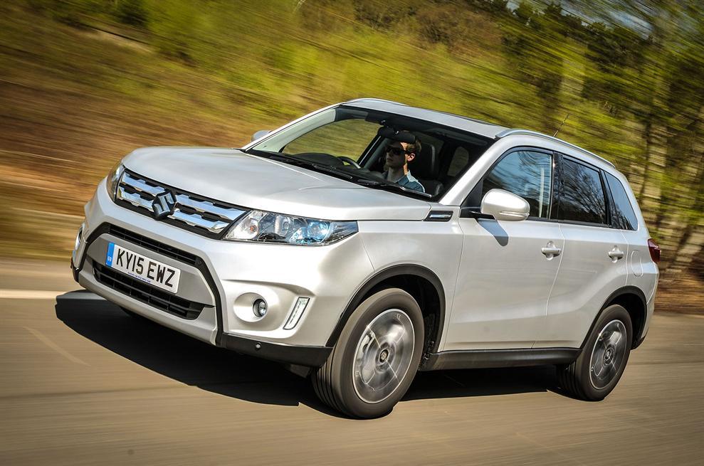 Suzuki Vitara wins at CarGurus 2019 Best Used Car Awards