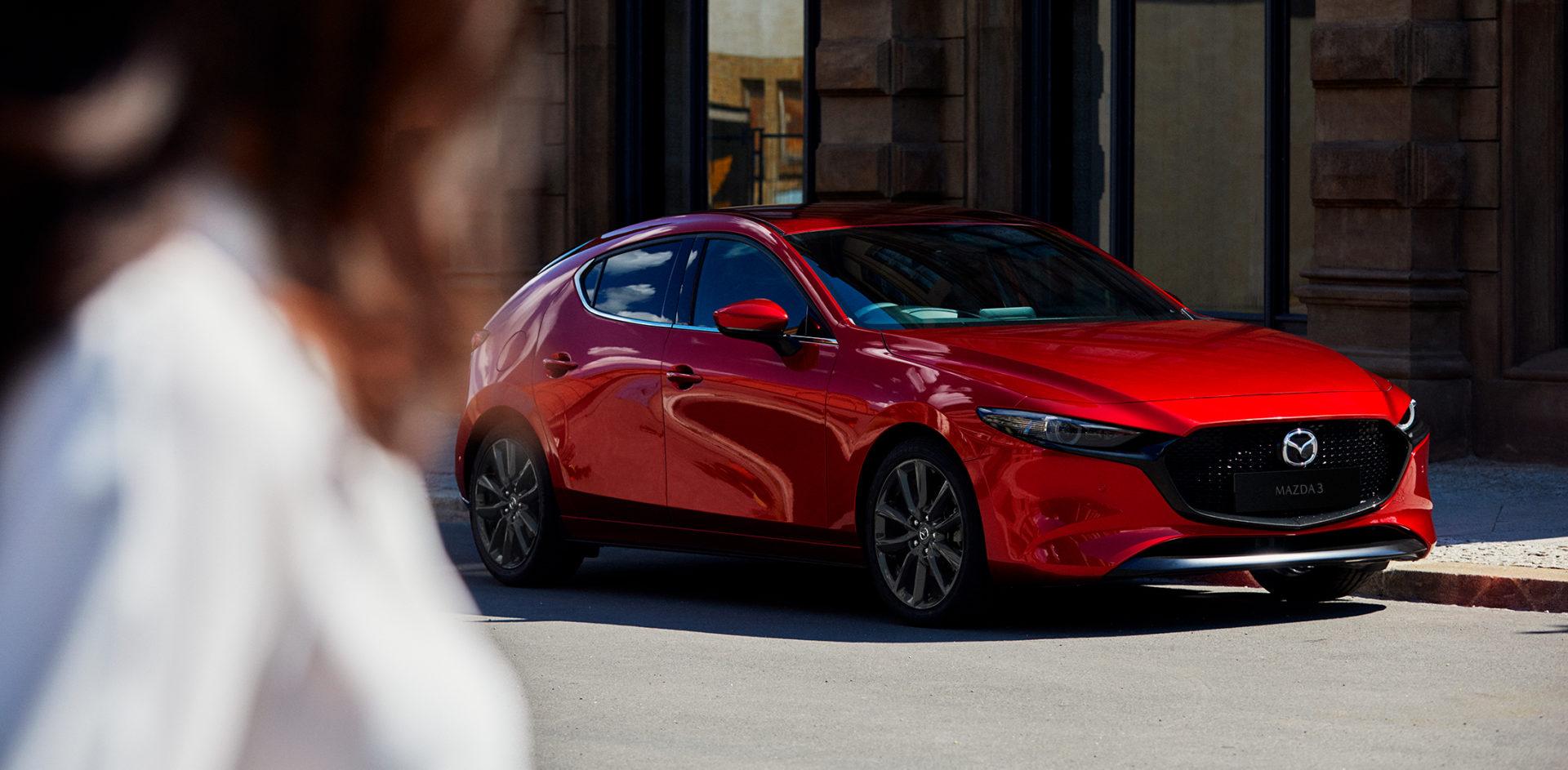 Mazda 3 wins at 2019 Scottish Car of the Year Awards