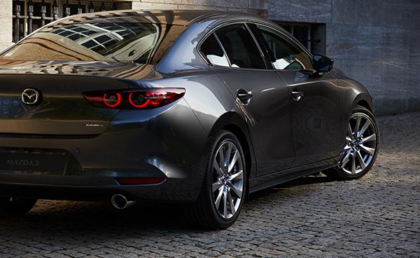 All-new Mazda 3 Saloon