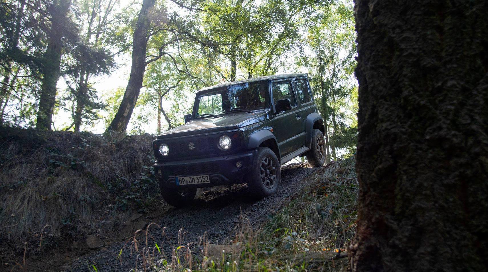Suzuki Jimny update