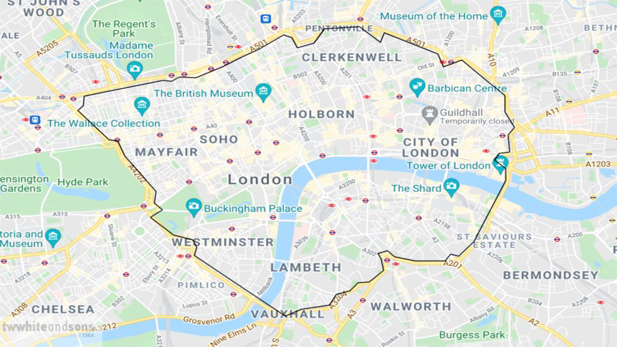 ULEZ Expansion, the upcoming changes to the Ultra Low Emission Zone